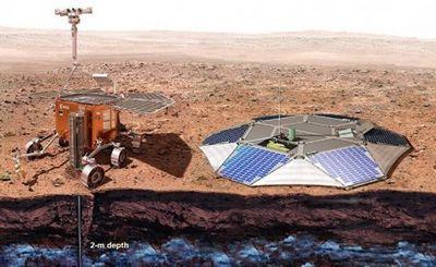 Марс объединяет европу и россию - «наука»