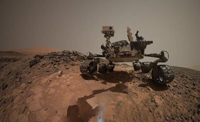 Марсиане могут существовать. это дополнительно затрудняет исследование марса - «наука»