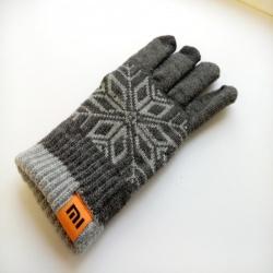 Mi-mi-mi-шные шерстяные перчатки xiaomi touch gloves