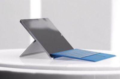 Microsoft в спешке меняет прошивку планшета suraface pro 3 за день до начала продаж