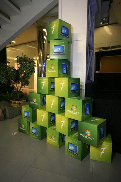 Microsoft windows 7: официальный старт в россии