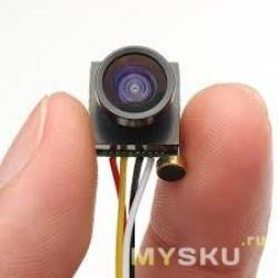 Мини камера 600tvl fpv