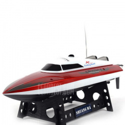 Моя первая и последняя лодка, обзор shuang ma 7009