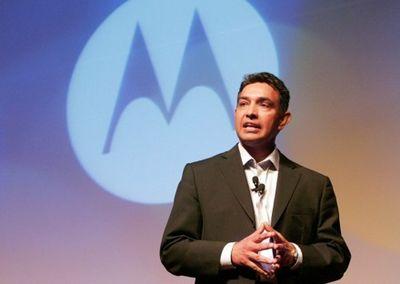 Motorola хочет дружить с microsoft, как nokia