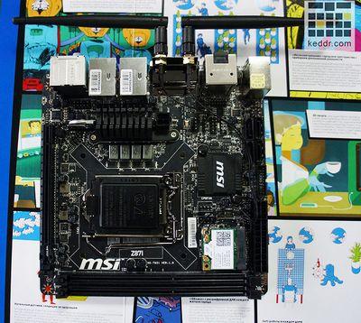 Msi mini-itx z87i