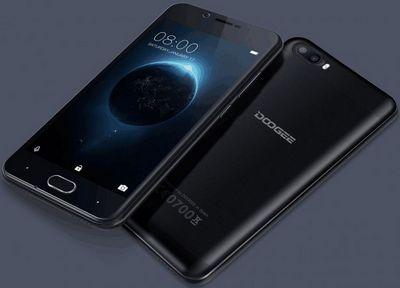 Mwc 2017: doogee shoot 2 — 5-дюймовый смартфон с двойной камерой и емким аккумулятором