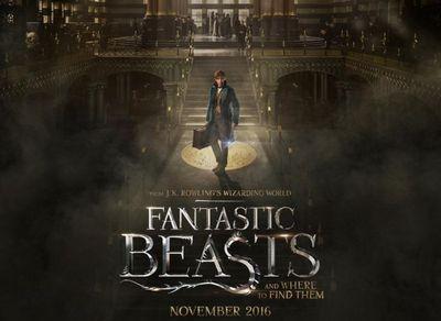 """На премьере """"фантастические твари и где они обитают"""" рц блокбастер превратится в мир волшебников"""