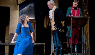На сцене малого театра поставили пьесу эдварда радзинского