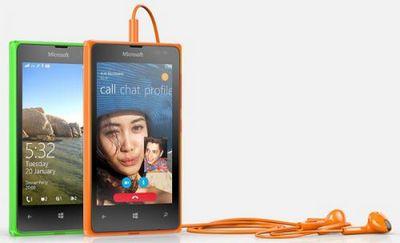 На смену смартфону nokia lumia 530 пришла модель microsoft lumia 532
