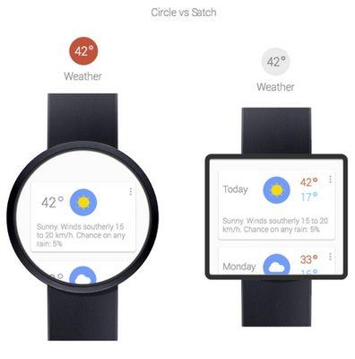 Названа дата анонса «умных» часов google gem nexus