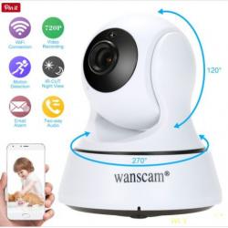 Недорогая p2p ip камера wanscam hw0036 (hd)