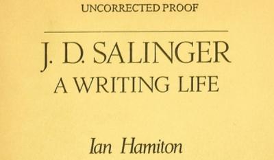 Неизданную биографию сэлинджера продали за 4 тысячи долларов