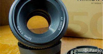 Nikon представил первые беззеркальные камеры