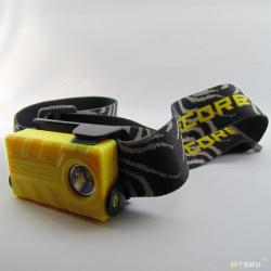 Nitecore nu20 – лёгкий компактный налобник со встроенной батареей