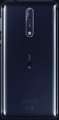Nokia анонсировала три мобильных телефона на cebit 2003