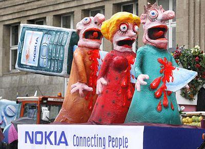Nokia дорого заплатит за остановку завода