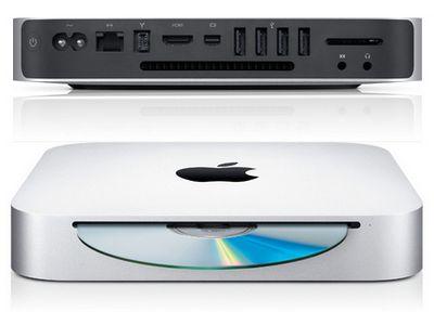 Новые apple mac mini – скоро в россии