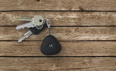 Новый аксессуар от motorola — keylink