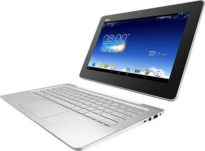Новый планшет asus одновременно работает под android и windows 8