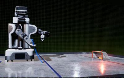 Nvidia предлагает тренировать роботов в эмуляторе isaac