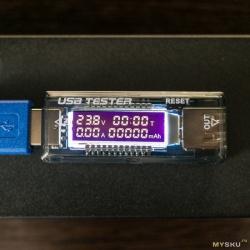 Обновляем зоопарк usb тестеров: новый тестер с расширенным диапазоном измерения до 24 в и 4 а за небольшую стоимость