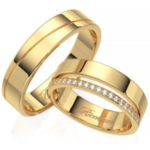 Обручальные кольца – соединение двух сердец