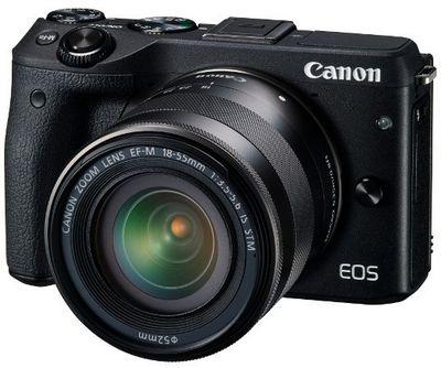 Обзор беззеркальной фотокамеры canon eos m3: вторая по счету