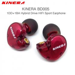 Обзор бюджетных гибридных наушников kinera bd005
