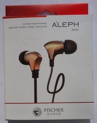 Обзор бюджетных наушников fischer audio aleph zinc и thunderstone