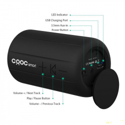 Обзор bluetooth колонки crdc smart speaker