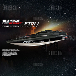Обзор большого радиоуправляемого катера feilun ft011 с бесколлекторным мотором