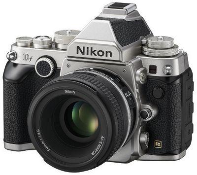 Обзор фотокамеры nikon df: поклонникам классики