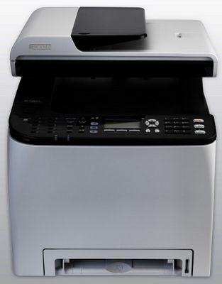 Обзор мфу ricoh sp c250sf: цветная печать для офиса