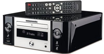 Обзор микросистемы marantz m-cr610: привлекательный звук
