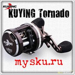 Обзор мультипликаторной катушки kuying tornado