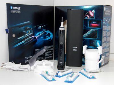 Обзор oral-b genius 9000: умная зубная щетка, которая научит чистить зубы правильно