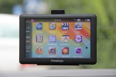 Обзор prestigio geovision 5066 navitel: нужен ли автонавигатор, если есть смартфон?