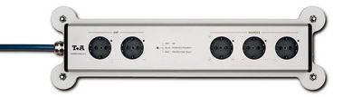 Обзор сетевого фильтра t+a power bar 2+3: экономит место, улучшает звук