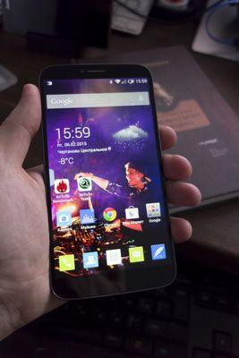 Обзор смартфона alcatel onetouch hero 2: ценителям крупных форм по сходной цене