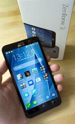 Обзор смартфона asus zenfone 2: платформа созрела
