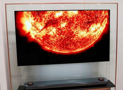 Обзор телевизора lg w7: 65 «умных» дюймов