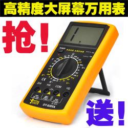 Обзор тестера dt-9205a, недорого и качественно!