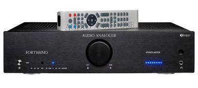 Обзор усилителя audio analogue fortissimo airtech: сила и утонченность