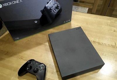 Обзор xbox one x: мощнейшая консоль требует мощных игр