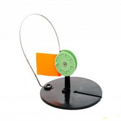 Очень удачная пластиковая жерлица - поймать щуку гарантированно