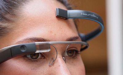 Очки google glass обзавелись мысленным управлением. видео