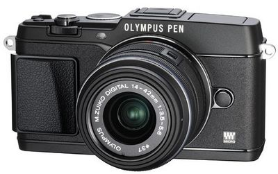 Olympus представила фотокамеру pen e-p5