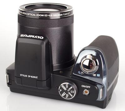 Olympus sp-820uz - мыльница с 40-кратным оптическим увеличением (6 фото)