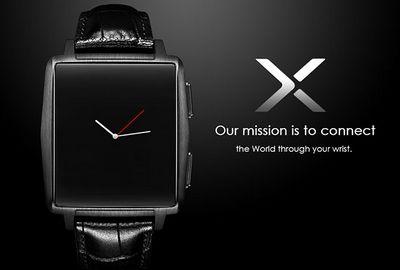 Omate x – стильные умные часы, которые живут неделю