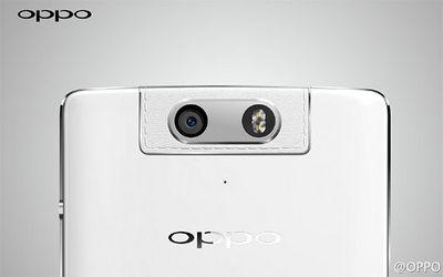 Oppo выложила в сеть тизер n3 с поворотной камерой